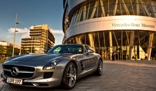 Museo Mercedes-Benz vende algunos de sus coches
