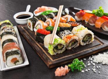 El sushi y sus tipos