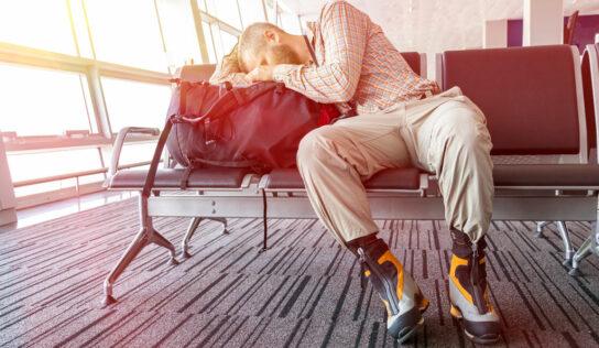 Consejos para evitar el jet-lag