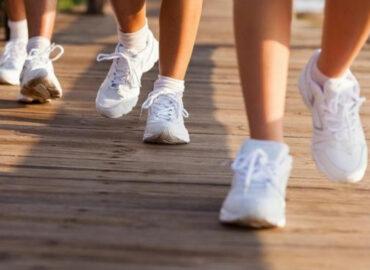 Gana dinero virtual caminando