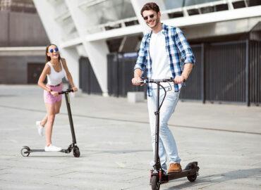 Las scooters del futuro
