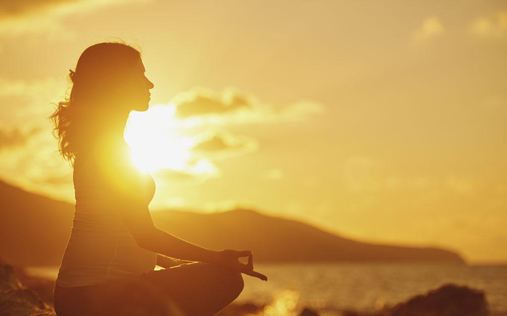 yoga a 40 grados
