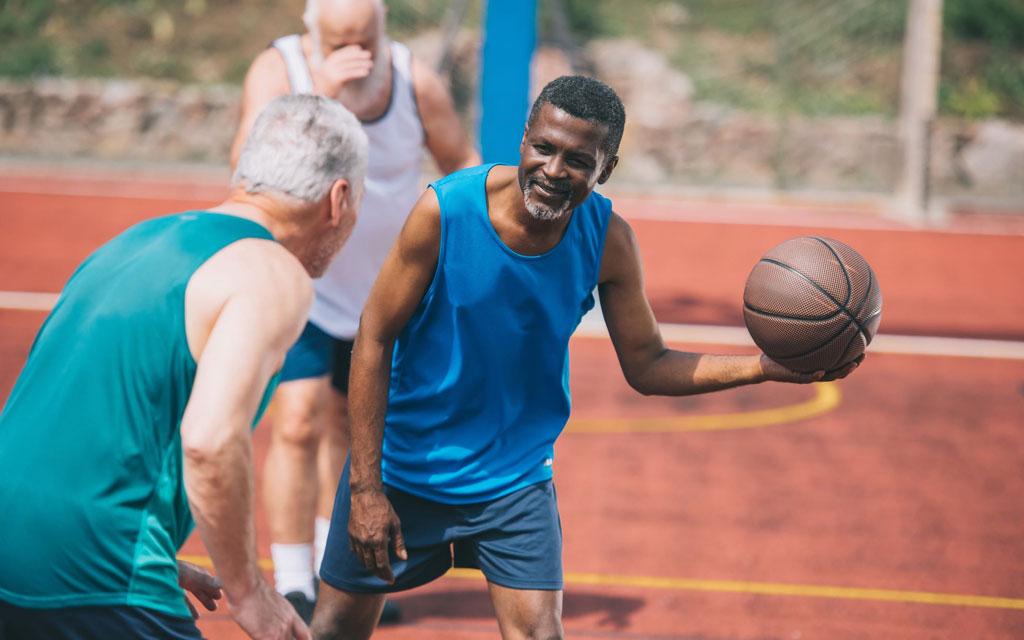 deportes en la tercera edad