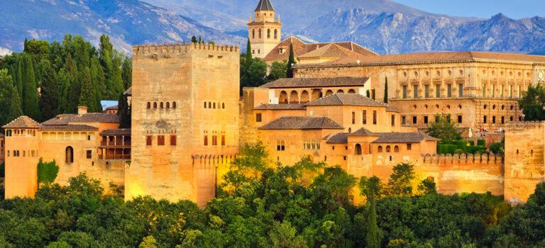 Granada, mucho que ver