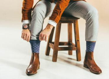 Ideas de diseño para calcetines a medida