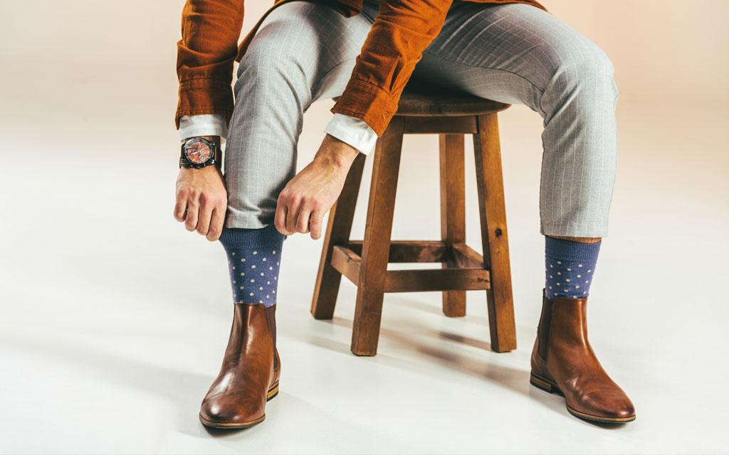 calcetines a medida