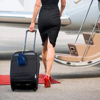 ¿Vacaciones de dos semanas sólo con el equipaje de mano?