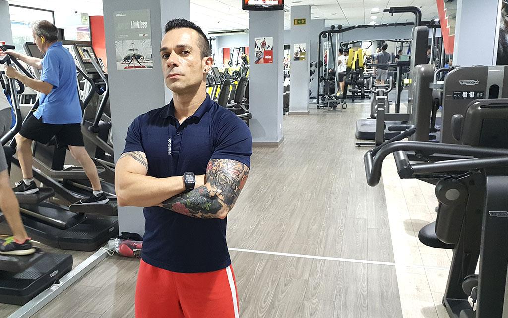 Tony Linarejos: 5 buenas razones para tener un entrenador personal