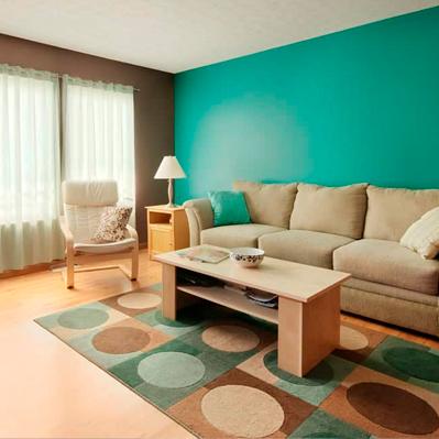 Cuáles son los colores ideales para pintar la casa