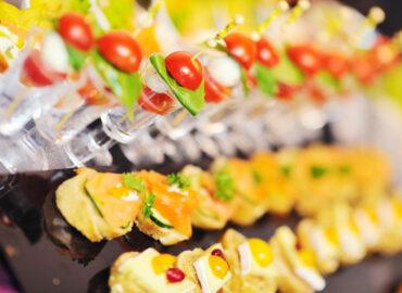 Elegir el catering adecuado para tu boda