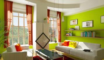 ¿Cuáles son los colores ideales para pintar la casa?
