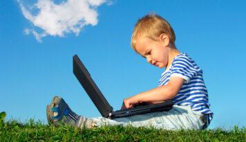 ¿Cómo mantener un ordenador utilizado por niños?